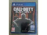 Black Ops 3 PS4 for swap