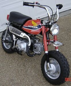Looking for 1977 1978 1979 Honda Z50 parts bike
