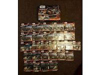 Star Wars Micro Machines lego Bundle un-opened worth over 300