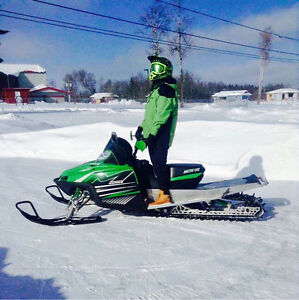 SELLING or TRADE or OBO: Arctic Cat M Series 600 2011