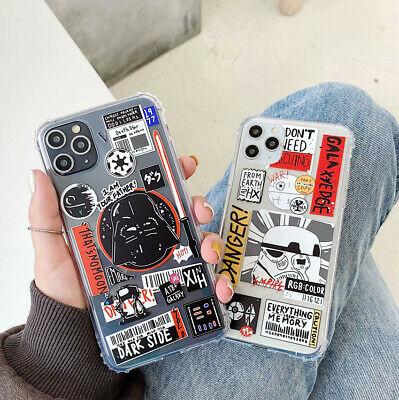 Movie Star Wars Phone Case For APPLE iPhone 11 11 Pro Max X XS XR 8 7 Plus New