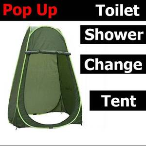Pop Up Camping Shower Toilet Tent Outdoor Portable Change Room Wangara Wanneroo Area Preview