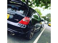 Honda Civic type R ep3 modified, with all standard parts included must look