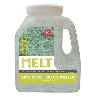 (Snow Joe Melt Enviro-Blend Nature Friendly Ice Melter, 10-Pound Jug - MELT10EB-J)