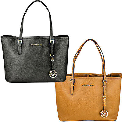 Michael Kors Jet Set Small Travel Tote Handbag - 30H1GTVT1L
