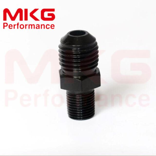 Tank Reducer Fuel fittings MetricThread Adaptor Male AN10 To 3/8 female NPT 1PCS