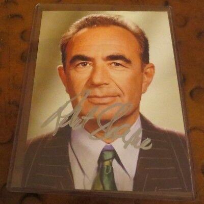 Robert Shapiro Lawyer Autographed Photo Signed Oj Simpson Case Dream Team