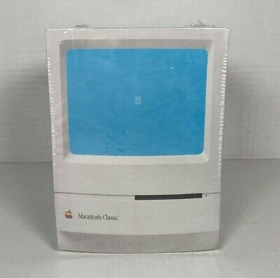Apple Macintosh Classic Notepad MINT SEALED RARE COLLECTIBLE