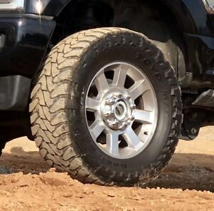 Ford Super Duty Wheels & Tire's