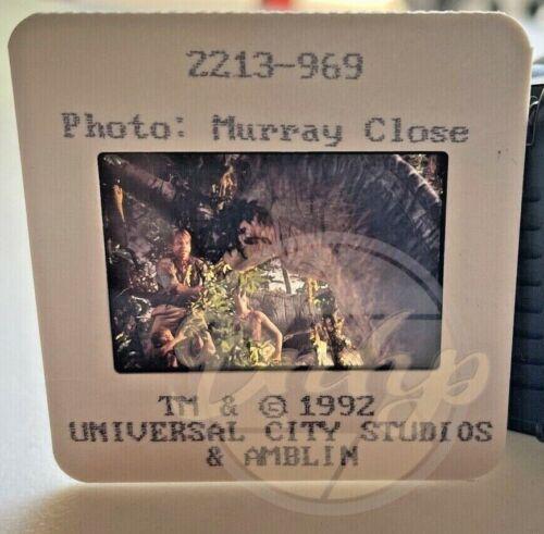 Jurassic Park Brachiosaurus Tree 2x2 (1 film cell) Universal Studios 1992
