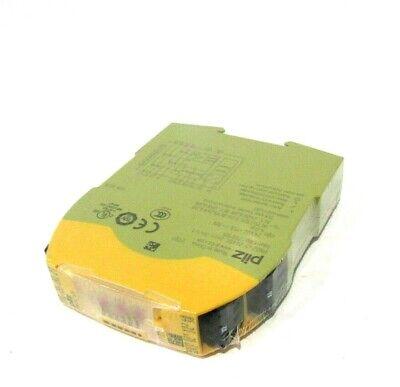 New Pilz Pnoz-s5-24vdc-2no-2no-t Safety Relay 750105 Pnozs524vdc2no2not