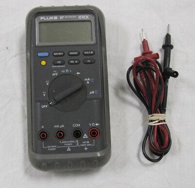 Fluke 87 Xerox Digital Multimeter