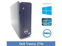 Dell Vostro 270s Intel Core i5-3470 3.20GHz-8GB DDR3-2TB HDD-WiFi-Win10Pro