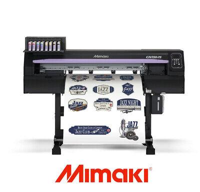 Mimaki Cjv150-75 Integrated Printercutter