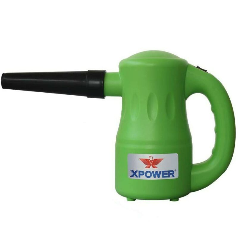 XPOWER A-2 Airrow Pro GREEN Multi-Use Electric Computer Duster...