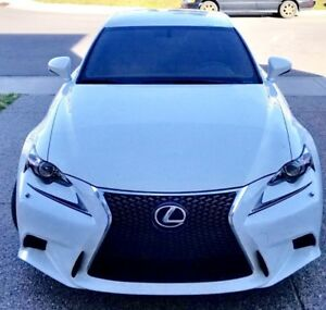 2015 LEXUS IS250 F SPORT AWD, MINT, NO ACCIDENTS $29990 WARRANTY
