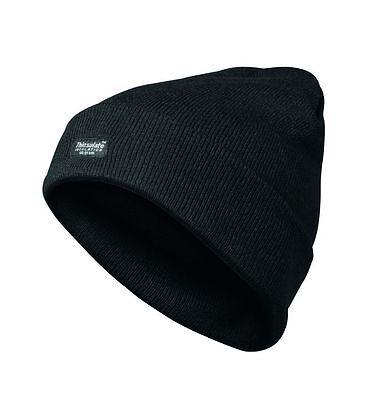 Warme Herren Wintermütze Mütze Strickmütze 3M Thinsulate Farbe navy Beanie NEU