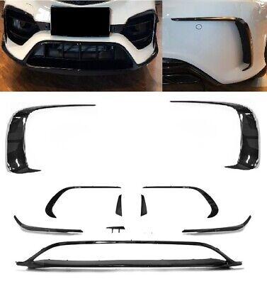 Für Mercedes-Benz A-Klasse W176 A45 AMG Look Edition Aero Spoiler Flaps Flics #3