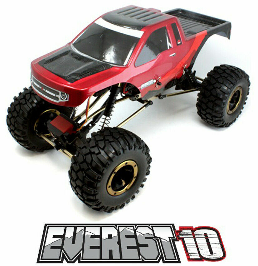Redcat Racing Everest Electric Rock Crawler with Waterproof