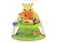 Fisher price sit me up booster feed seay