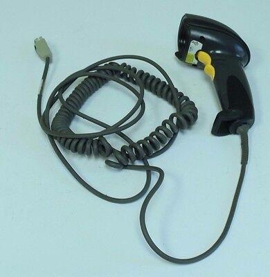 Symbol Black Handheld Point of Sales Lasor Barcode LS2208 Cord CBA-U08-C15ZAR