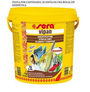 SERA-VIPAN-venta-a-granel-COMIDA-para-PECES-tropicales-ACUARIO-escamas-Alimento