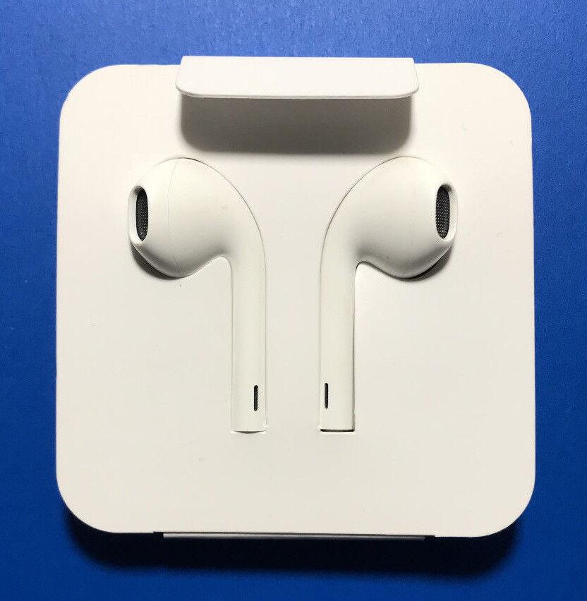 New Original EarPods Earphones For Apple iPhone XS Max 8 7 6