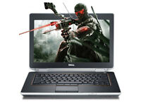 Dell GAMING E6330 13.3 boxed Laptop i5 2.7GHz 4GB 500 GB HDD Win 10 Pro