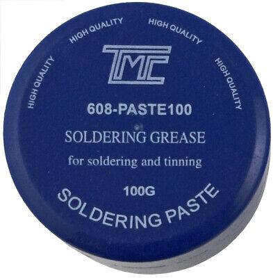 Rosin Soldering Flux Paste Grease 100g 3.5oz Usa Seller Get It Fast