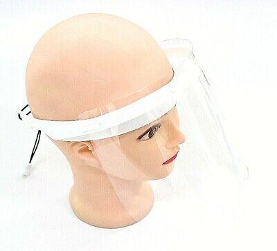 Dental Arzt Schutzvisier Schutzschild Gesichtsschutz Faceshield + 10 Schilde