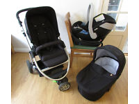 Mamas & Papas Zoom travel system in good clean working order