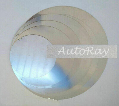 101214 Inch Aluminum Disc Circle Blank Plate Flat Sheet Round 2mm Thickness