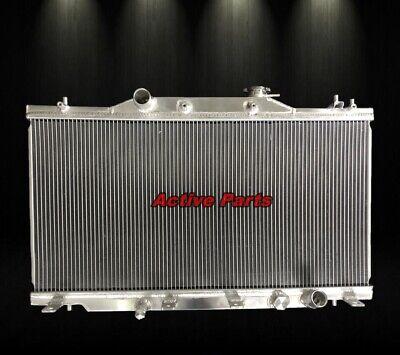 2 Rows Aluminum Radiator Fit Acura RSX 2.0L MT 2002 2003 2004 2005 2006
