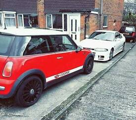 2004 mini cooper. Looked after. cheap!!