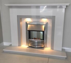 48 inch Marble Fireplace from £495.00