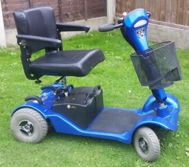 Sterling Sapphire 2 Mobility Scooter £250