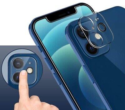 Protector de Cámara para iPhone 12 Mini (5.4'') Cristal Templado Lente Trasera