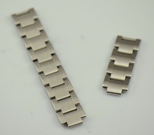 ORIGINAL ROLEX STAINLESS STEEL 15.5MM OYSTER LINK FOR SUBMARINER 116610