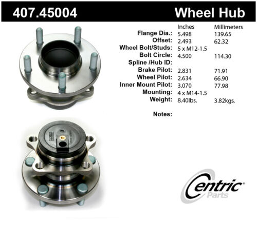 Included with Two Years Warranty - Two Bearings Note: FWD 2012 fits Mazda 5 Front Wheel Bearing Left and Right