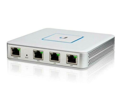 Ubiquiti UniFi Security Gateway USG Enterprise Gateway Router w Gigabit Ethernet