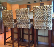 Bar stools x 3 Yowie Bay Sutherland Area Preview