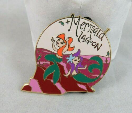 Disney Pin - Peter Pan 65th Anniversary - Neverland Set - Mermaid Lagoon