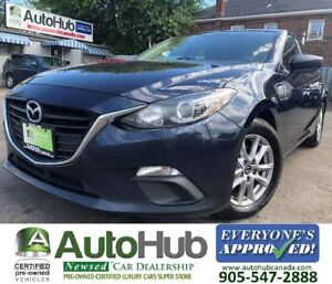 2015 Mazda MAZDA3 GS(SPORT)-BACKUP CAMERA-HTD SEATS