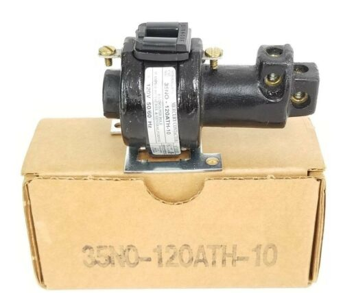 "NIB MDI 35NO-120ATH-10 MERCURY CONTACTOR 120V, 50/60HZ, ""H"" SERIES, 35NO120ATH10"