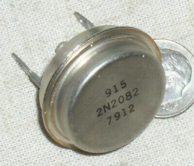 1 New Nos 2n2082 Pnp Obsolete Germanium Power Transistor To-36 15a 40v Usa
