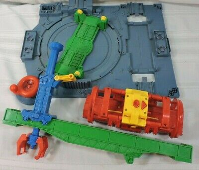 Thomas & Friends Trackmaster Sodor Steamworks Spin and Fix Red Lift Tunnel PARTS