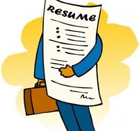 Professional Resume & Cover Letter Creating PhDs