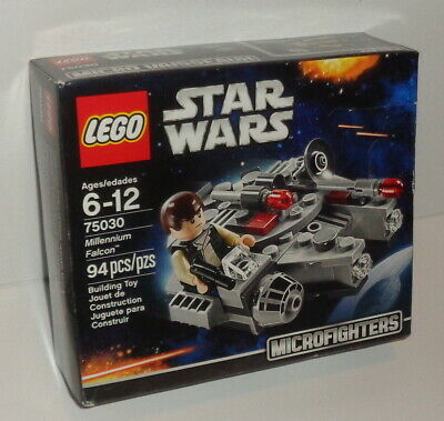Star Wars Lego set, Millennium Falcon microfighters, 75030, NEW sealed in box