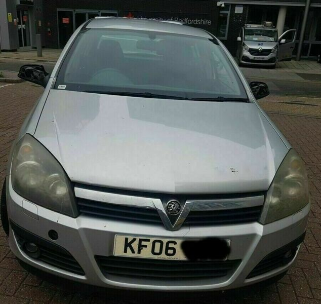 Vauxhall Astra H Bonnet Code 157 for sale  Luton, Bedfordshire