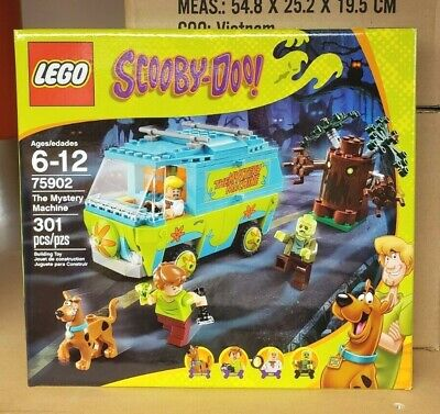 Lego 75902 The Mystery Machine Scooby Doo New in Box Authentic LEGO !